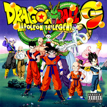 Majin Vegeta (ft. King Magnetic, Ruste Juxx & DJ TMB) cover art