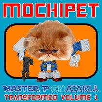 Master P on Atari Transformed Vol. 1 cover art
