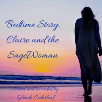 Bedtime Story: Claire and the SageWoman cover art