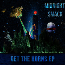 Get the Horns cover art