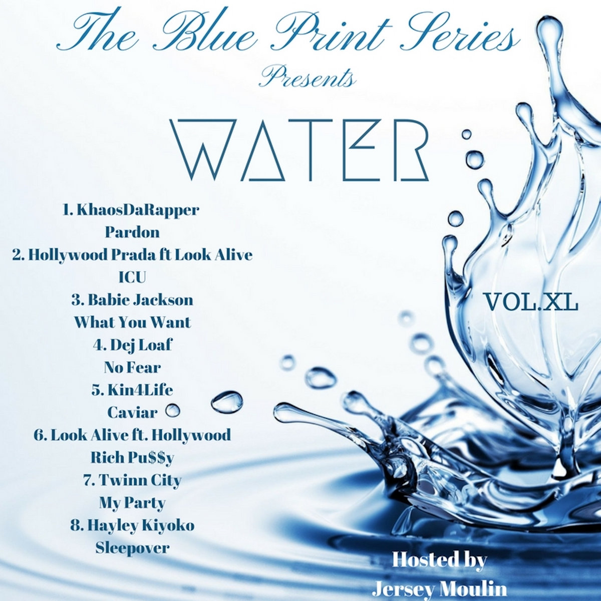 Rich pussy the blue print series from the blueprint series vol 11 water by the blue print series malvernweather Gallery