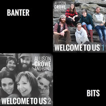 Welcome to Us Banter Bits cover art