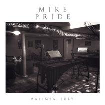 marimba, july cover art