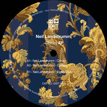 EXIT093 - Neil Landstrumm - Chincy EP main photo