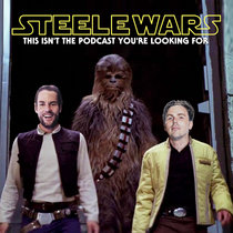Ep 045 : Ash Williams – Comedian, model & very vaguely into Star Wars cover art