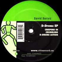 David Duriez - Creeping In Crumbling [2020 Remastered] cover art