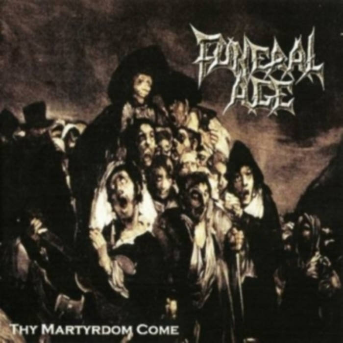Thy Martyrdom Come cover art