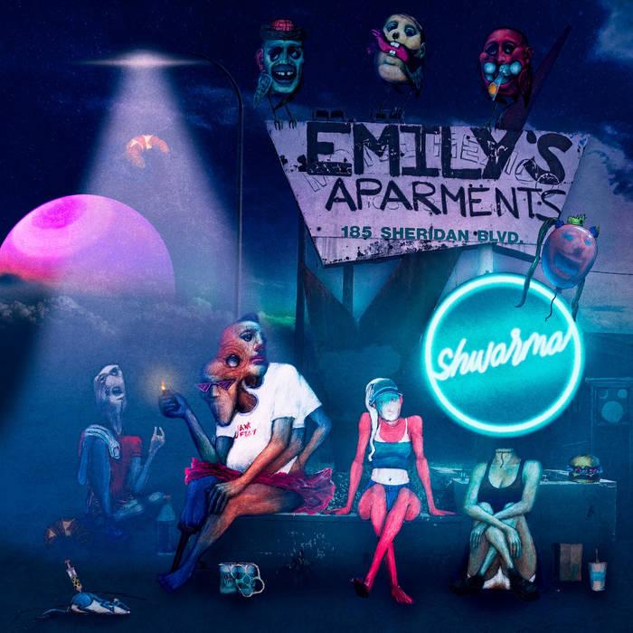 Emily's Aparments album cover