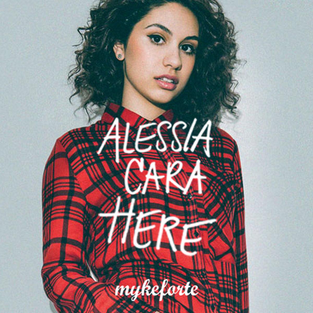 Alessia cara here скачать