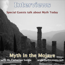 Interviews: Special Guests talk about Myth Today cover art