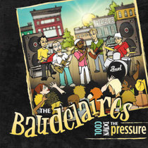 The Baudelaires - Cool Down the Pressure cover art