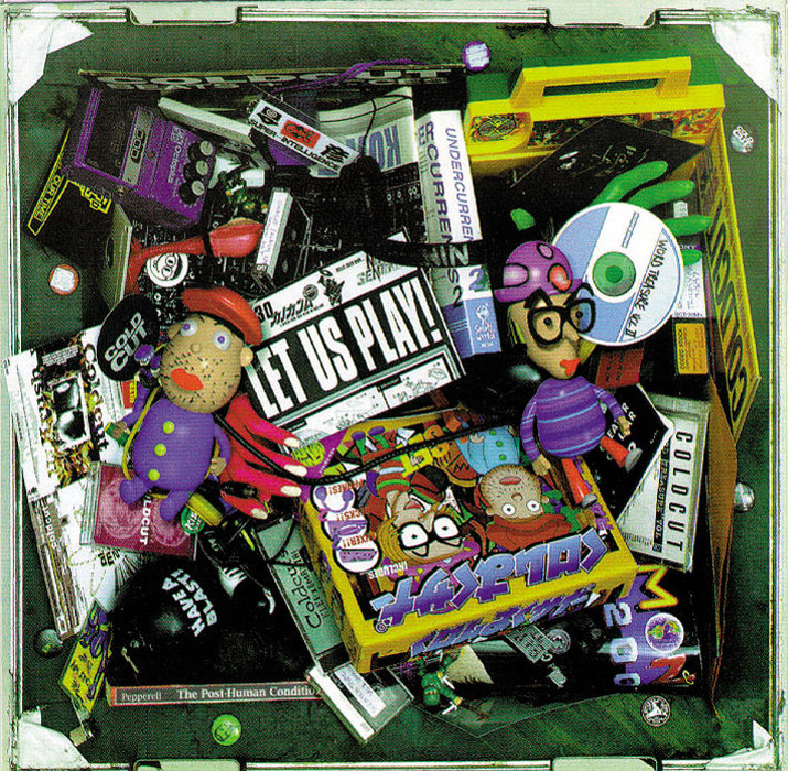 Let Us Play | Coldcut