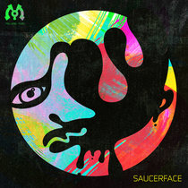 Saucerface cover art