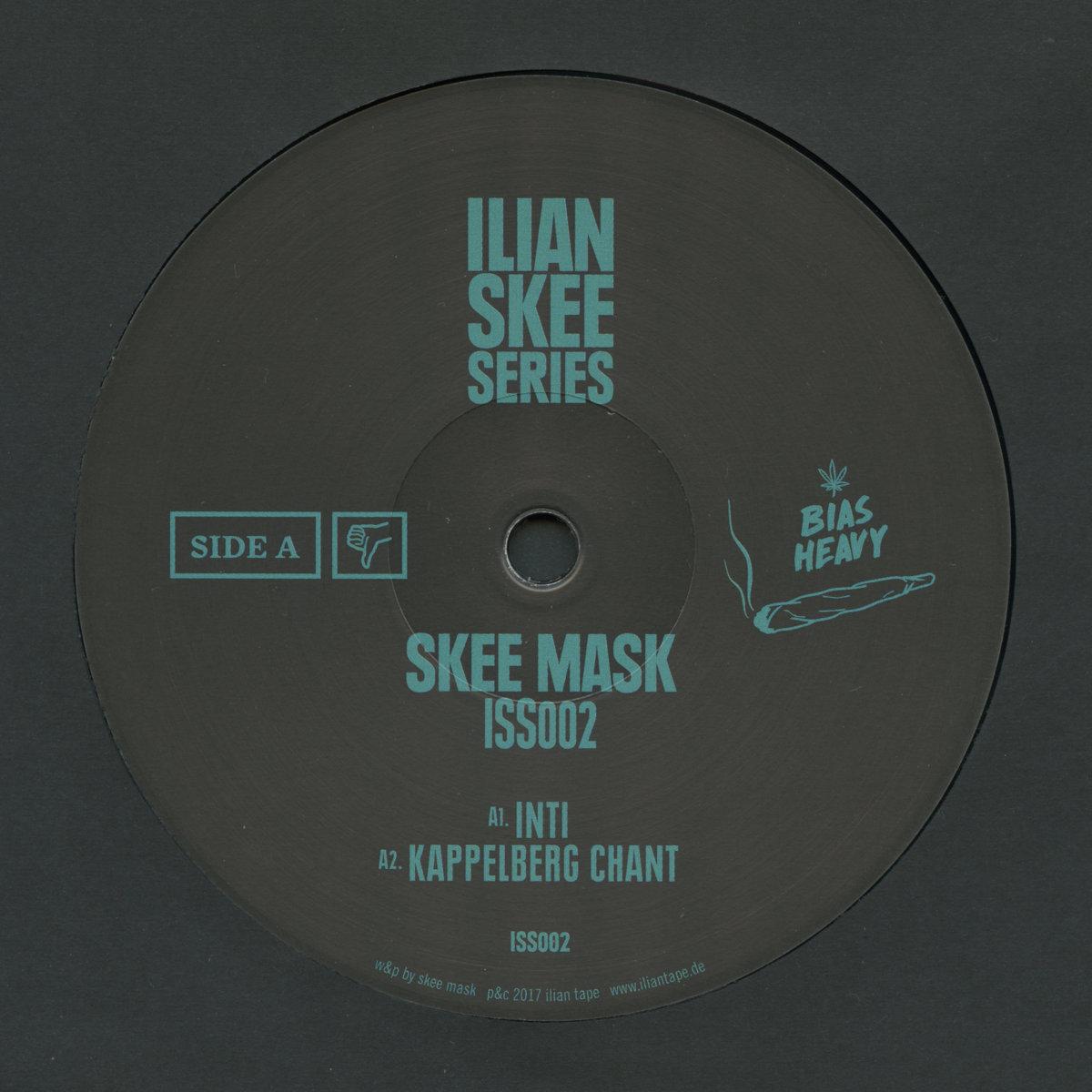Skee Mask - ISS002 (Ilian Tape)