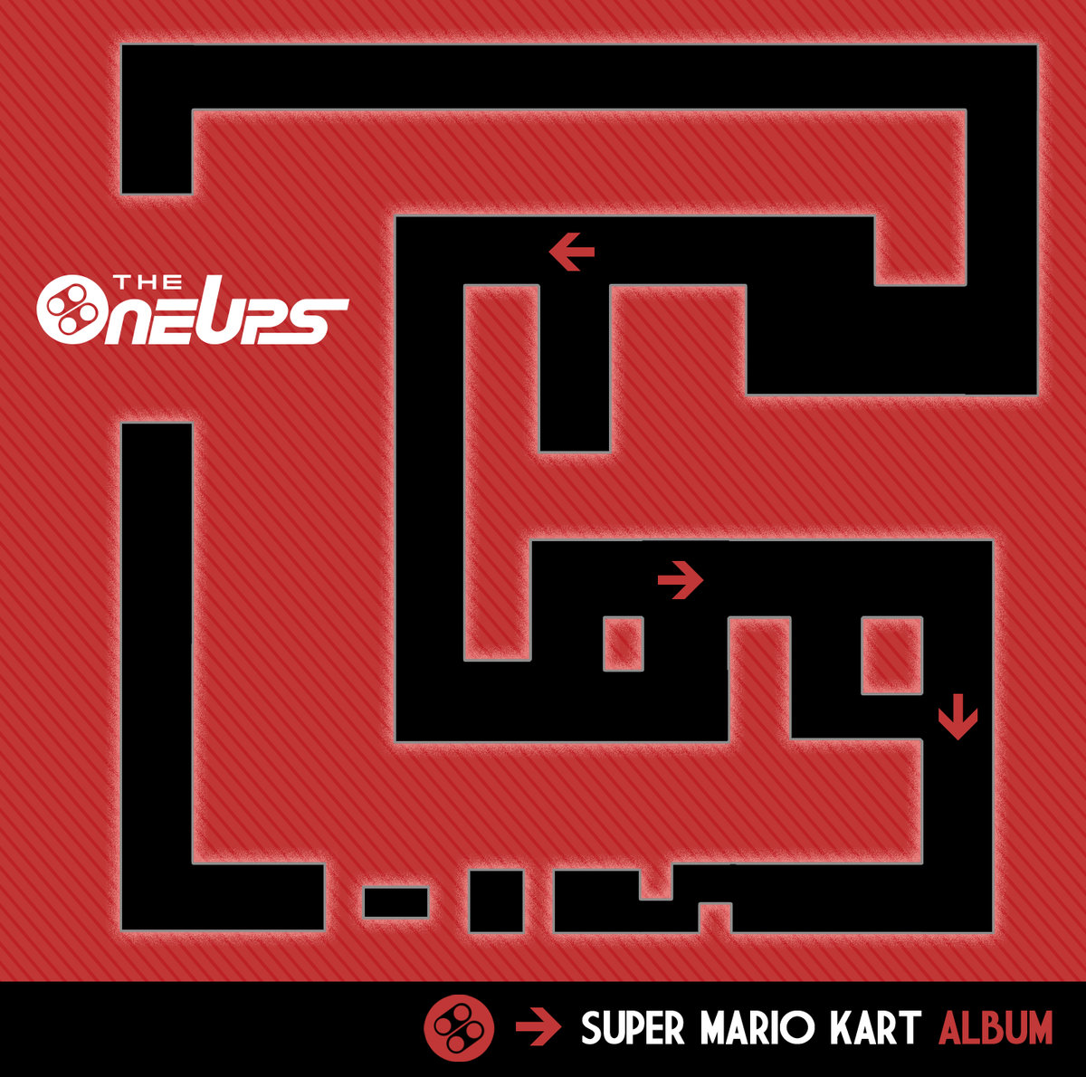 Super Mario Kart Album | The OneUps