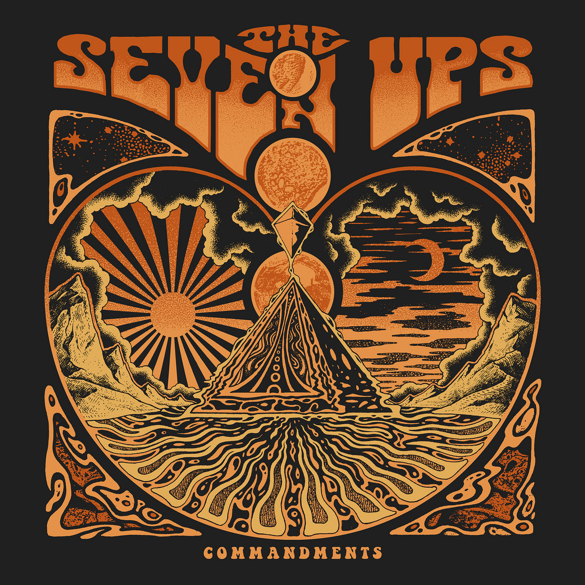 Image result for The Seven Ups Commandments