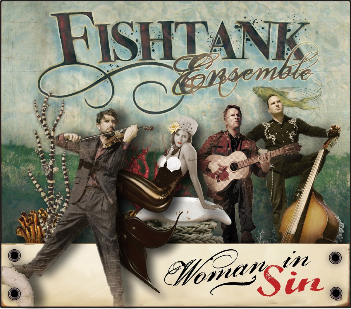 Fish tank ensemble - By Fishtank Ensemble