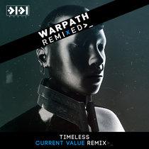 Maztek - Timeless (Current Value Remix) cover art