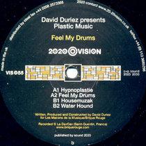 David Duriez - Housemuziq [2020 Remastered Version] cover art