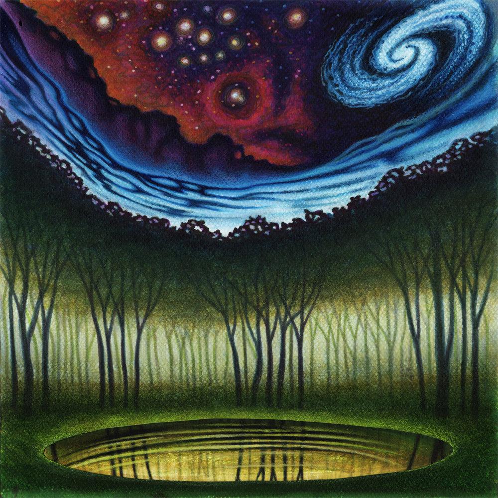 Music The Ocean Floor - Ocean floor painting