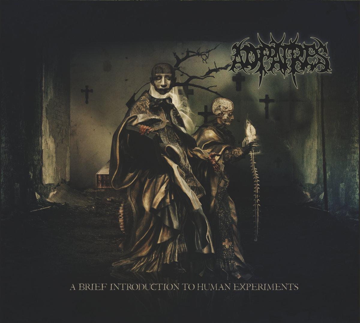 ad patres death metal français