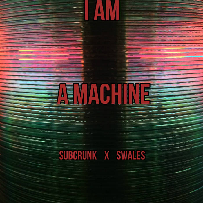 I Am A Machine cover art