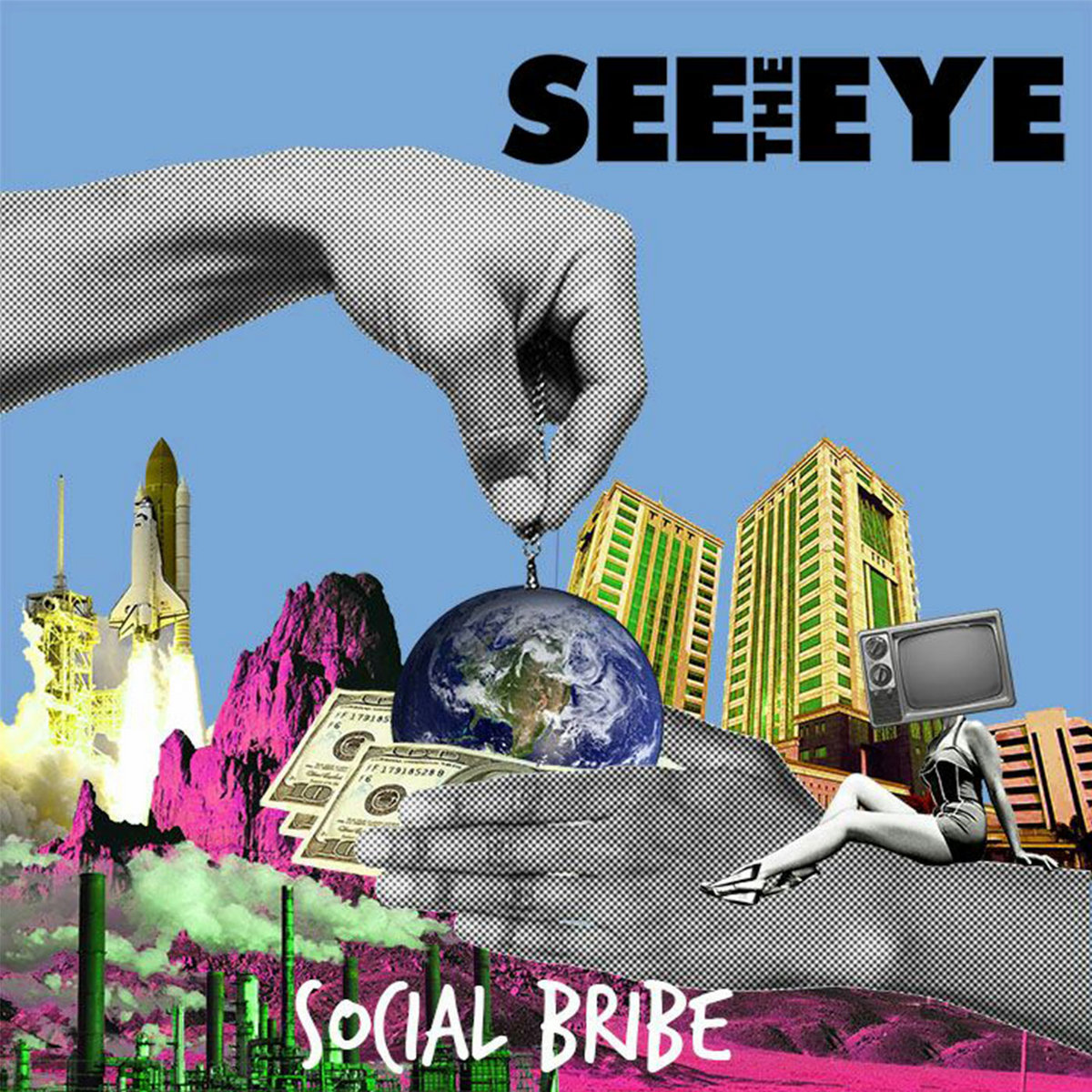 Image result for social bribe see the eye
