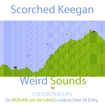 Scorched Keegan cover art