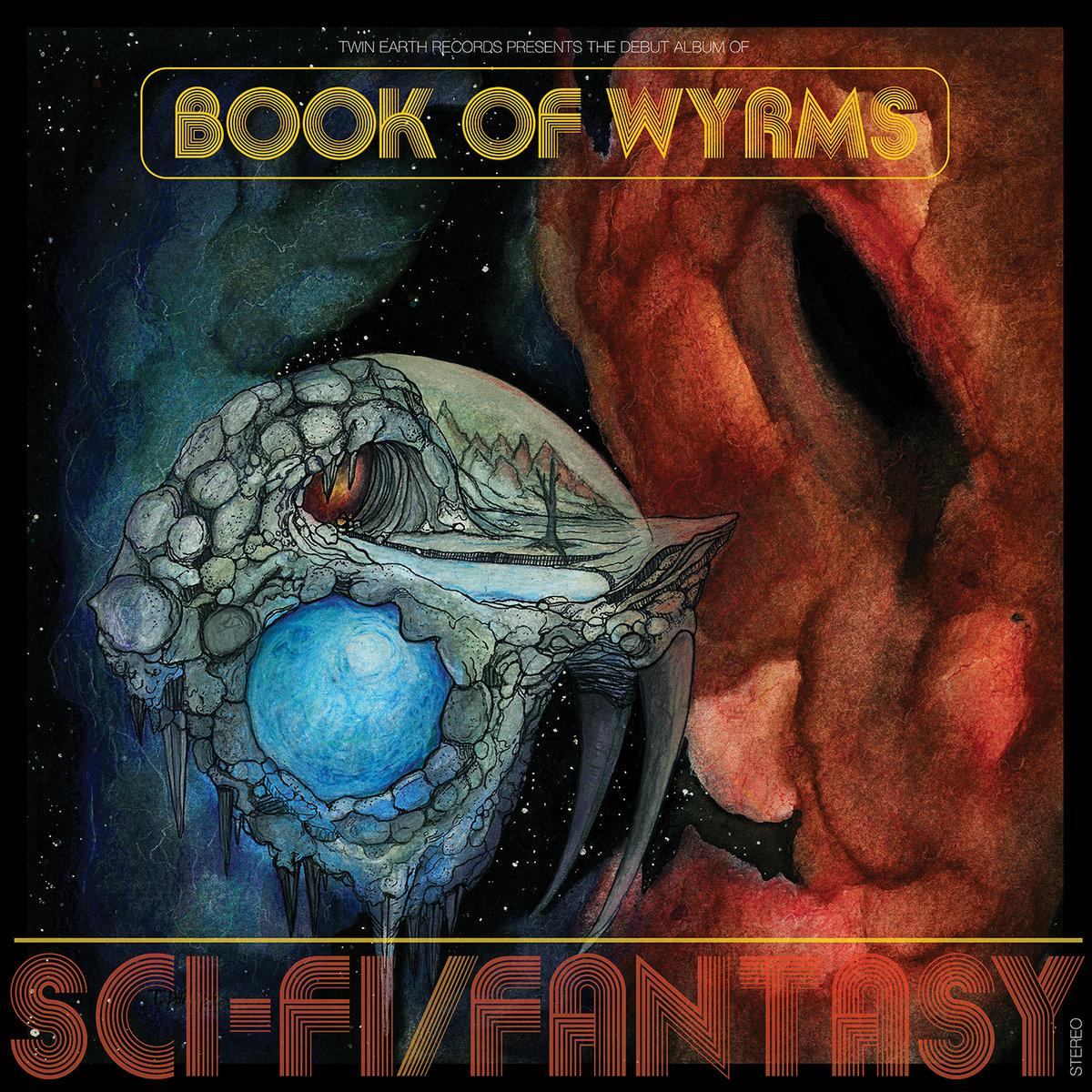Sci-fi/Fantasy | Book of Wyrms