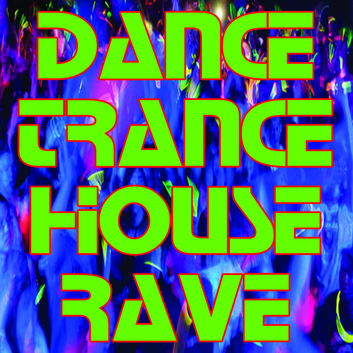 DANCE / TRANCE / HOUSE / RAVE (Sid's Dance music from the