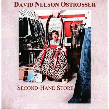 Second Hand Store by David Nelson Ostrosser
