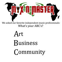Mix'n'Master Radio ABC's cover art