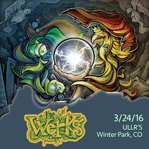 LIVE @ Ullrs Tavern - Winter Park, CO 3/24/16 cover art