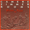 Camere Zimmer Rooms Cover Art