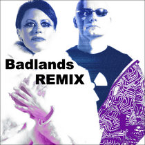 BADLANDS REMIX cover art