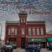 Harper Goff, Fort Collins and Disneyland cover art