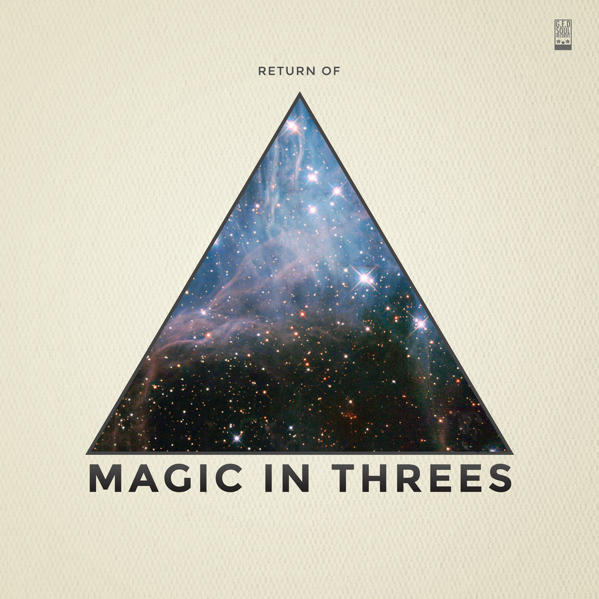 Roll credits | magic in threes.