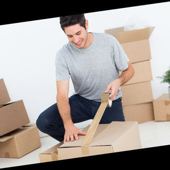 typical relocation package
