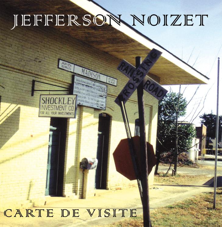 Carte De Visite By Jefferson Noizet