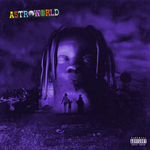 Astro World | Chopped & Screwed cover art