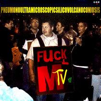 FUCK MTV EP cover art