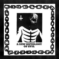 A NEW ONTOLOGY OF EVIL cover art