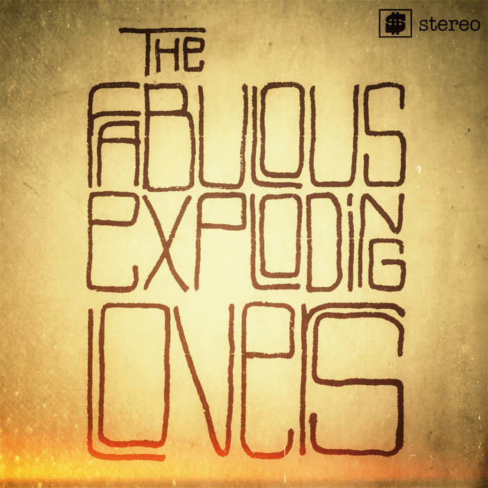 The Fabulous Exploding Lovers EP cover art