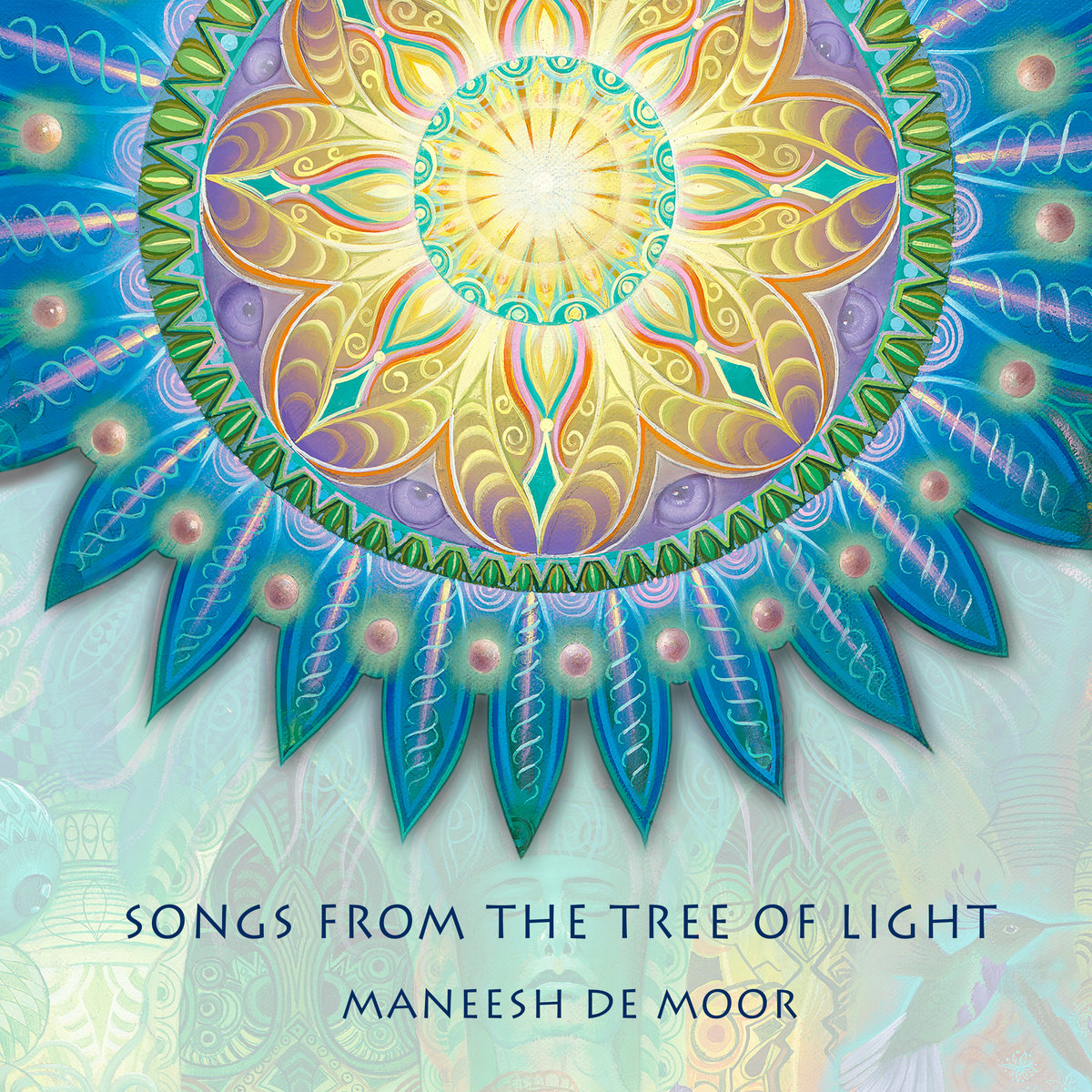SONGS FROM THE TREE OF LIGHT. By Maneesh De Moor