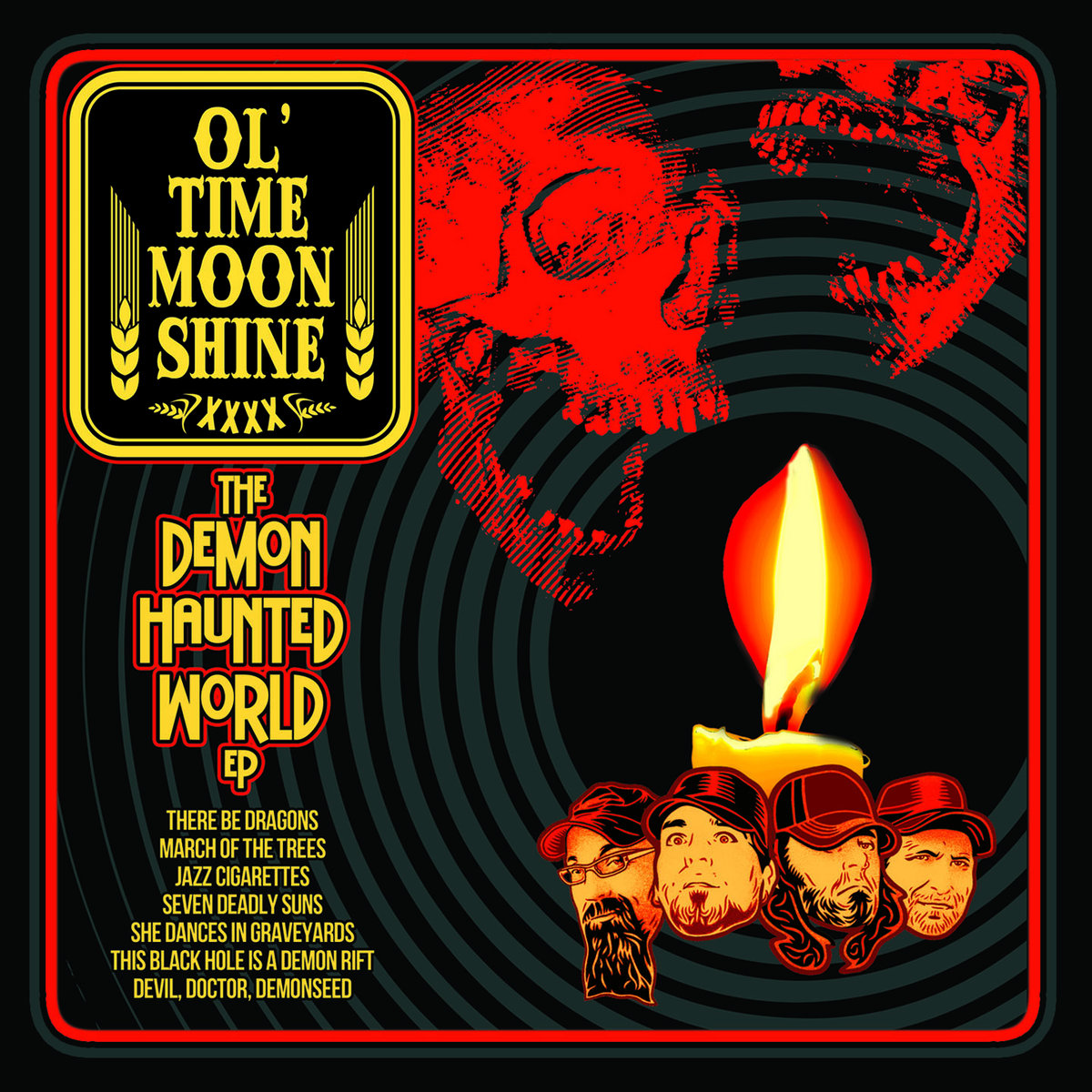 The Demon Haunted World | Ol' Time Moonshine