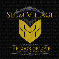 Slum Village - The Look Of Love (Amerigo Gazaway Remix) cover art