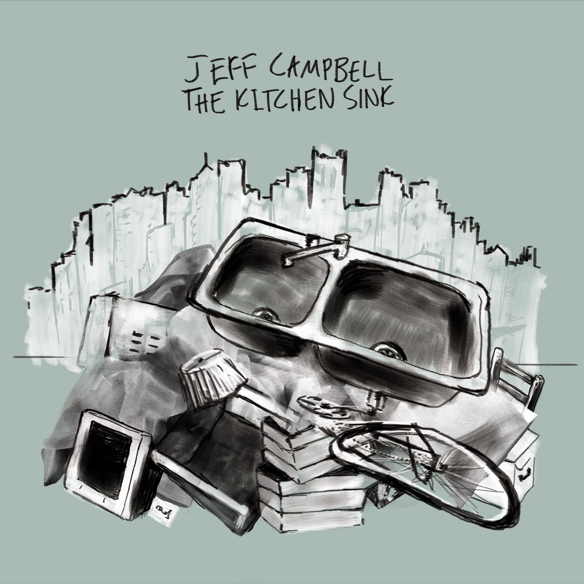 Kitchen Sink Lyrics The Kitchen Sink  Jeff Campbell