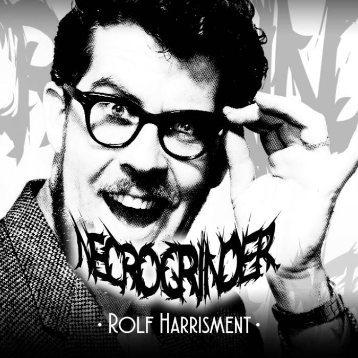 Rolf Harrisment / Primeministerial Enslamination cover art