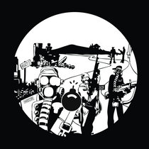 Old School Soldier (Spatts 24 Hour Ruffneck Mix) / Drums Of Doom cover art