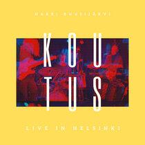 Live in Helsinki cover art